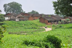 Image of a hamlet in Bedawal